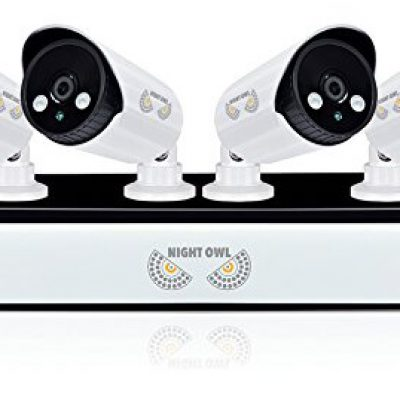 Night Owl Security Camera System Review