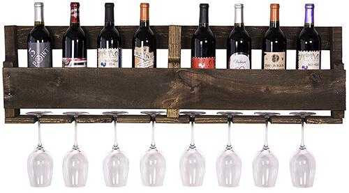 wine storage pallat-style