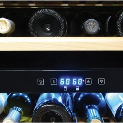 Top Rated Wine Refrigerators – 155 Bottle VinoTemp Wine Cooler