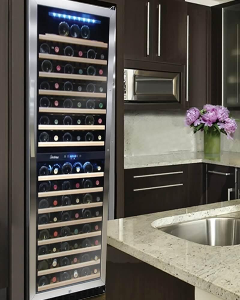 How Do I Pick A Wine Fridge?