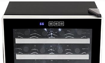 whytner digital temperature readout