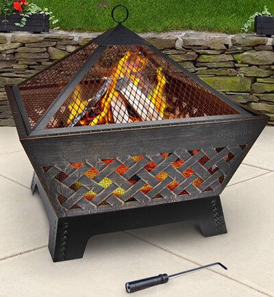 barrone fire pit