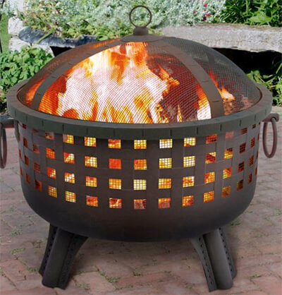landmann fire bowl