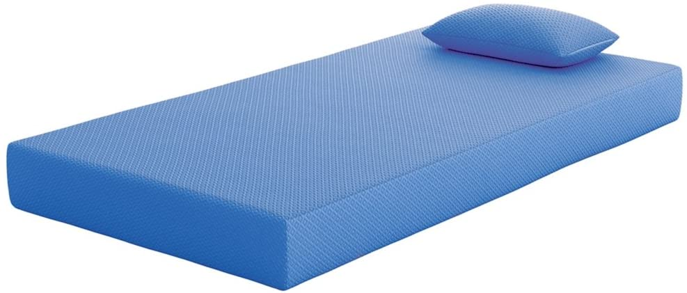 Ashley Furniture iKidz twin mattress and pillow set