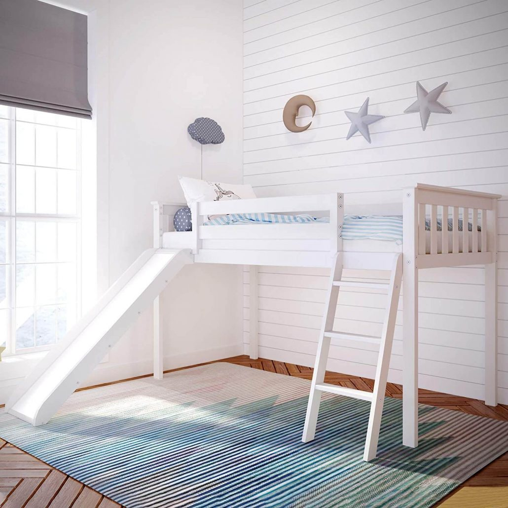 Max Lily cool loft bed
