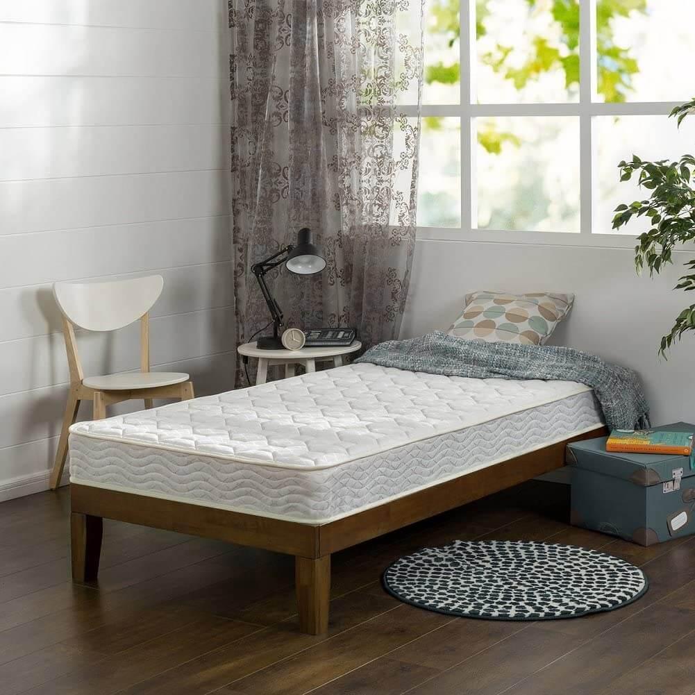 Slumber full size mattress good for bunk beds