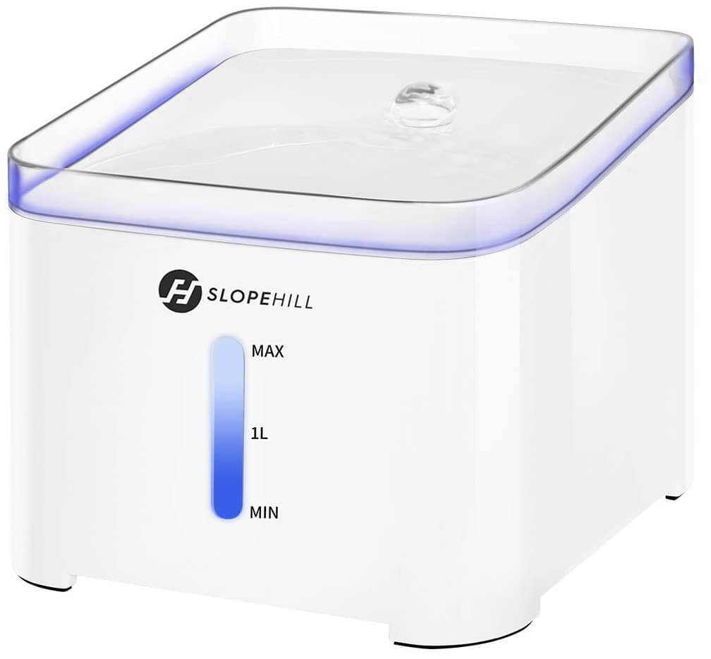 Slopehill automatic water bowl