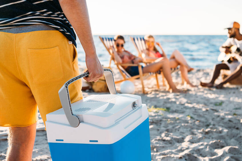 What is a rotomolded cooler?