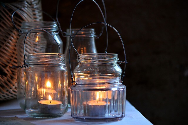 How to get a replacement for your mason jar light fixture.