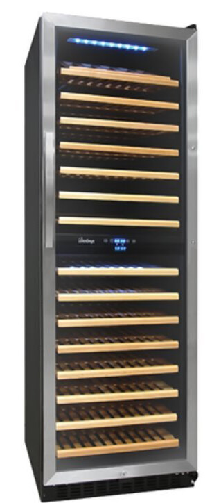 vinotemp 155 bottle wine fridge