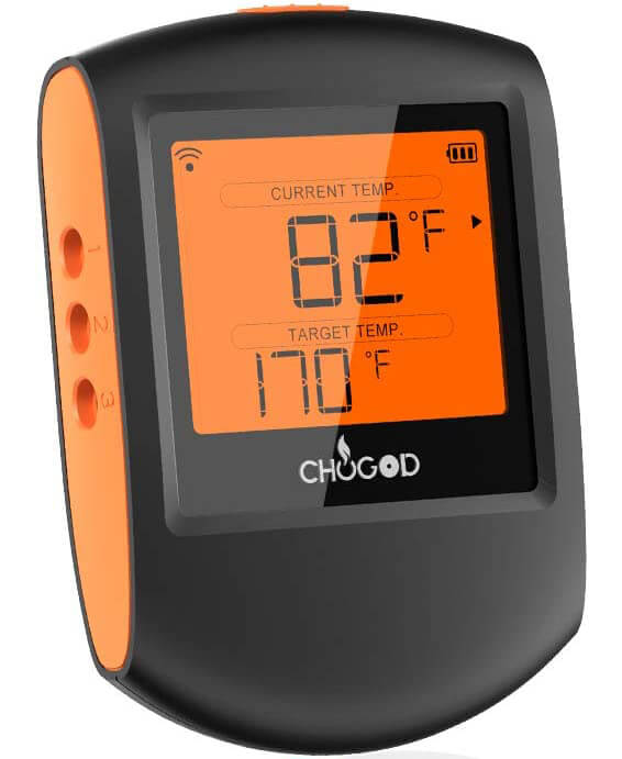 Chugod wireless meat thermometer.
