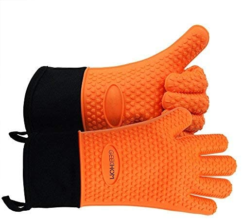 Grilling gloves by Geekhom.