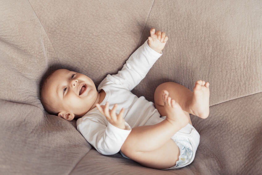 Are bean bag chairs safe for babies?