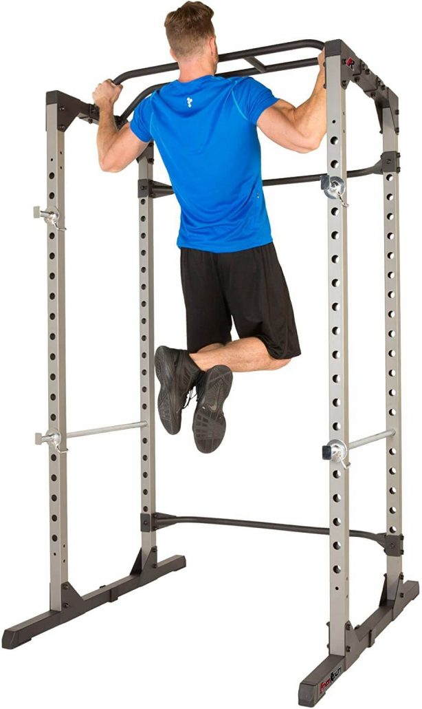 Fitness Reality power cage for home gyms.