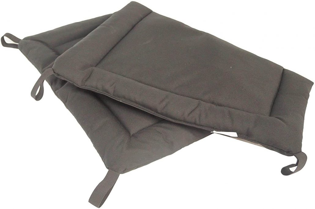 Kuranda canvas bed pad to go with elevated dog beds.