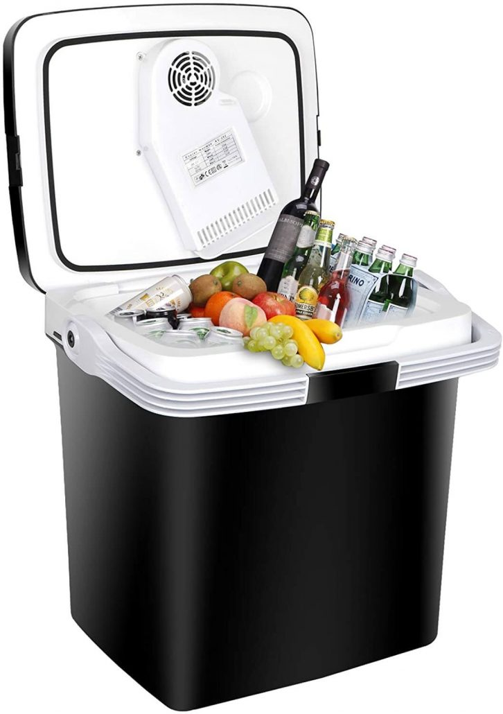 Thermoelectric cooler by Super Deal.