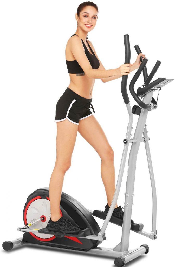 Aceshin elliptical machine for home use.