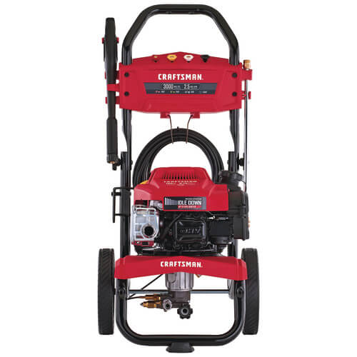 Pressure washer for home use by Craftsman.