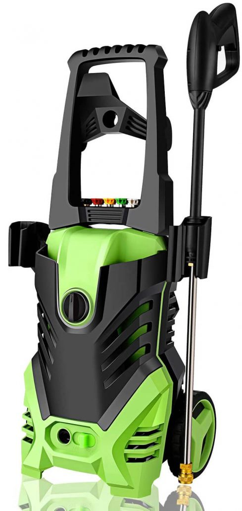 Electric pressure power washer by Homedox.