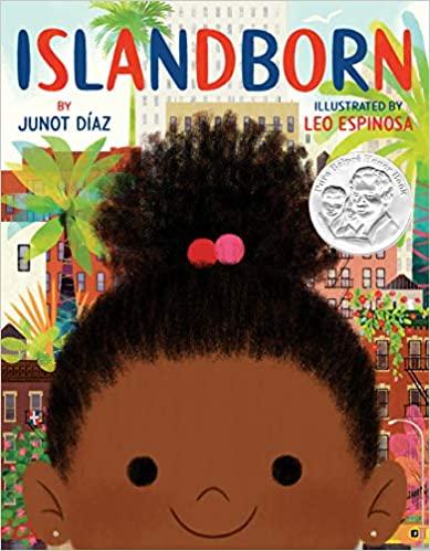 Islandborn by Junot Diaz multicultural children's book.