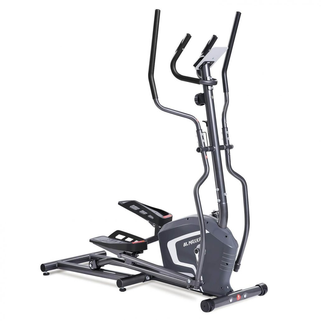 MaxKare home elliptical machine.