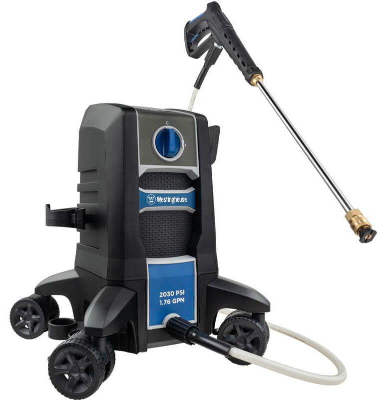 Westinghouse electric pressure washer for home use.