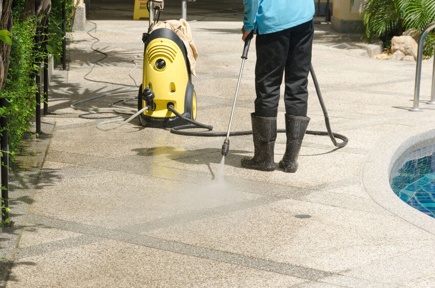 What should you look for when buying a pressure washer?