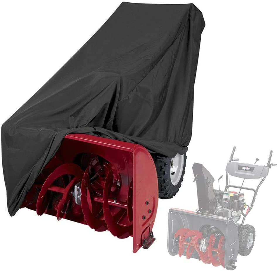 Snow thrower cover by Himal.