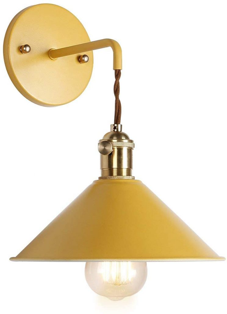 Nordic style wall sconces for home remodeling.