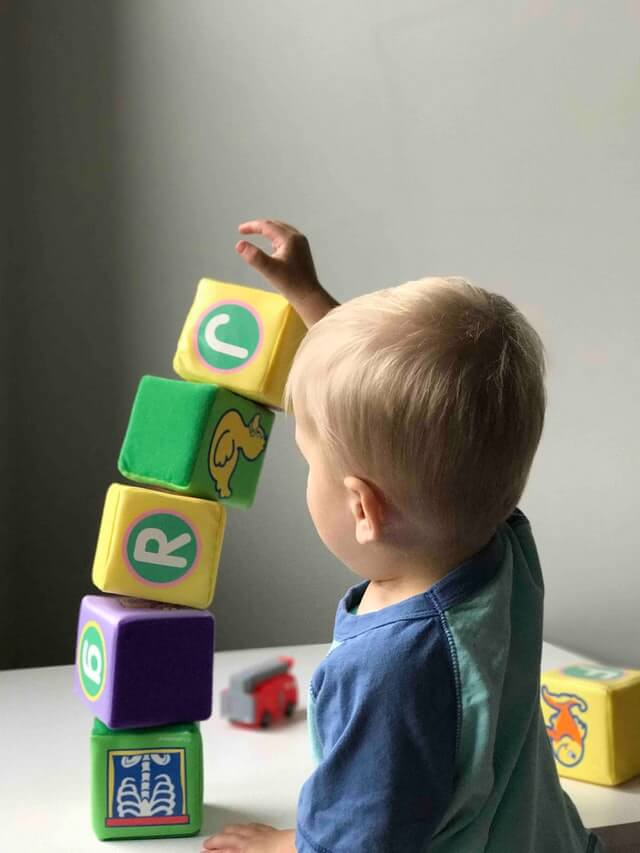 Why are educational toys important for toddlers?