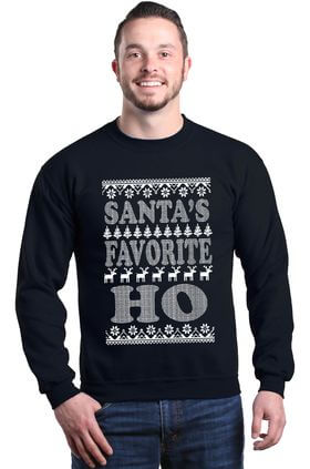 Ugly Christmas sweater for adults funny.