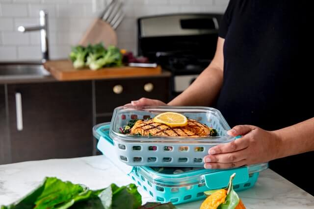 How do you start meal prepping to save time?