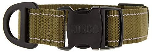 Extra durable dog collar by Kong.