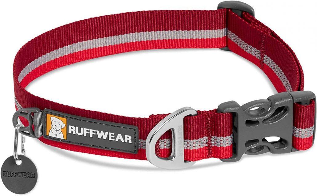 Ruffwear Crag dog collar.