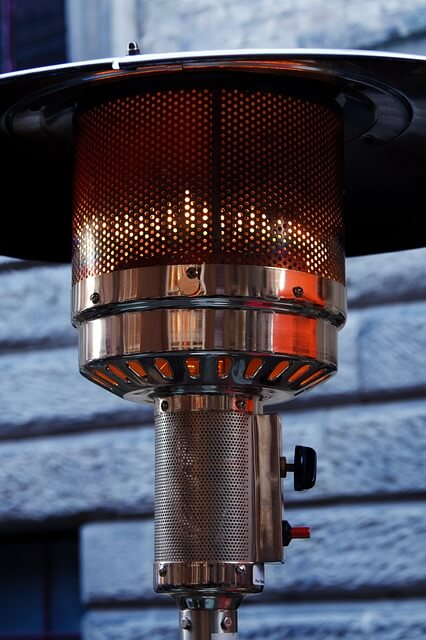 Which is better, a gas or electric patio heater?