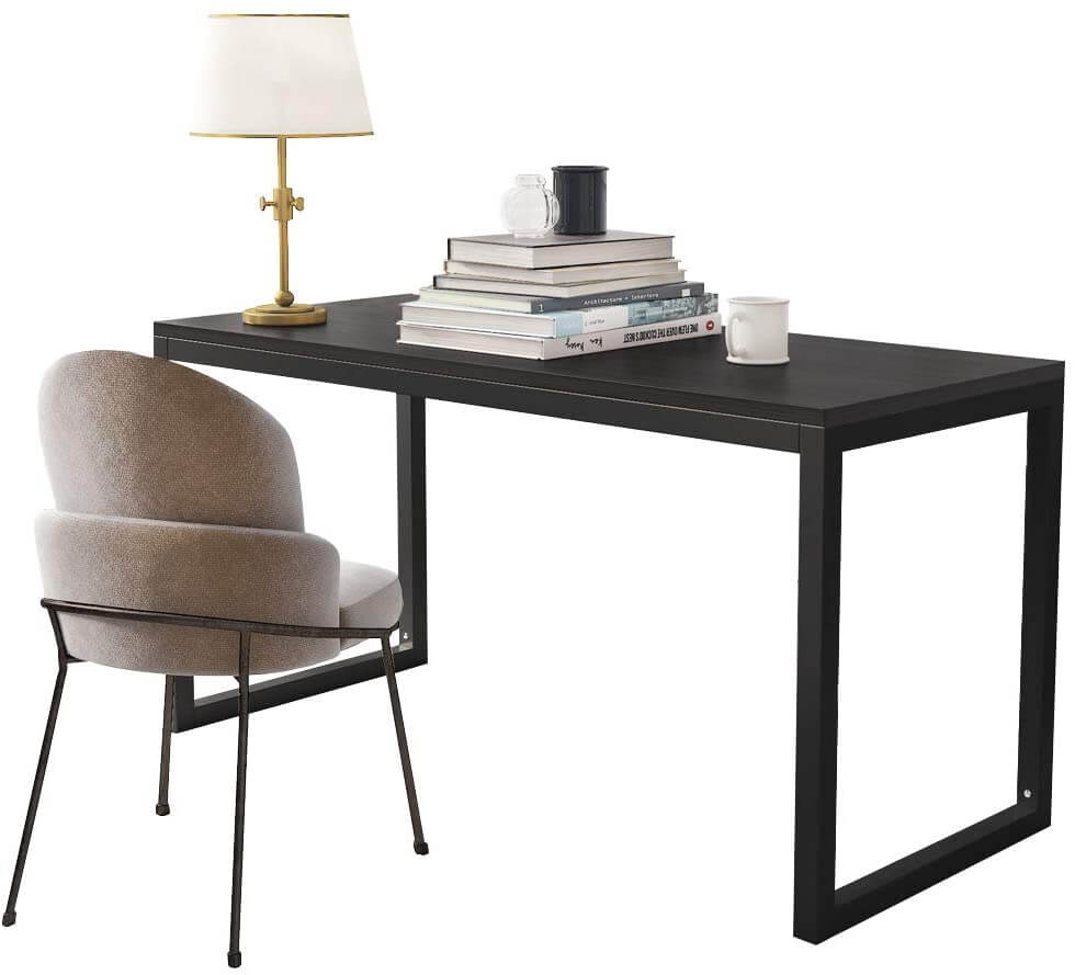Sturdy computer desk for home office by Amolife.