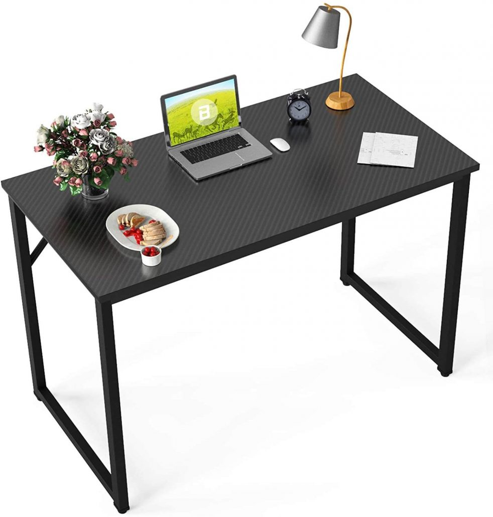 Small computer desk for home office by Bossin.
