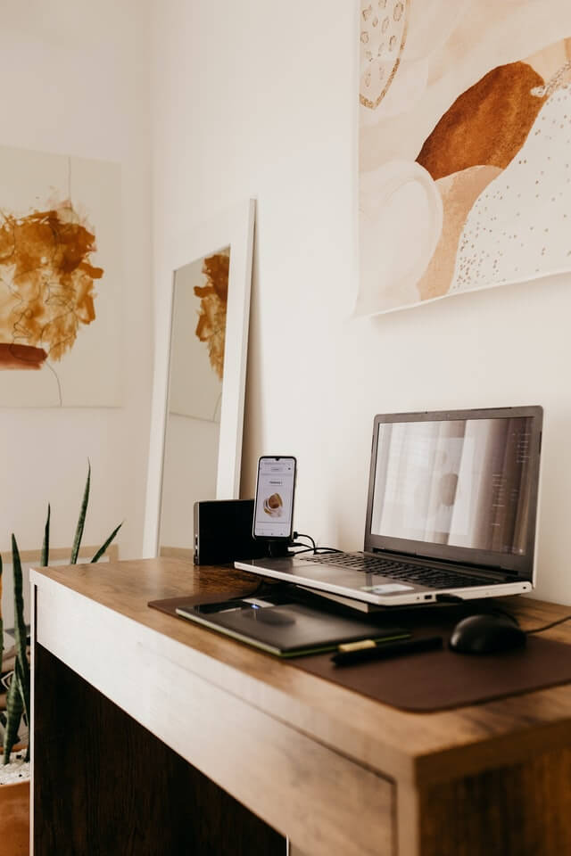 What are the best colors for a home office?