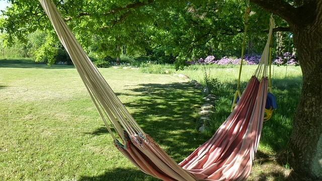 What is the best way to hang a hammock?