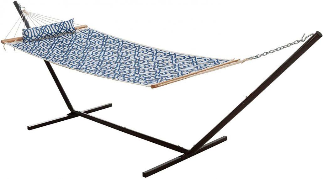 Castaway Living weather resistant hammock.