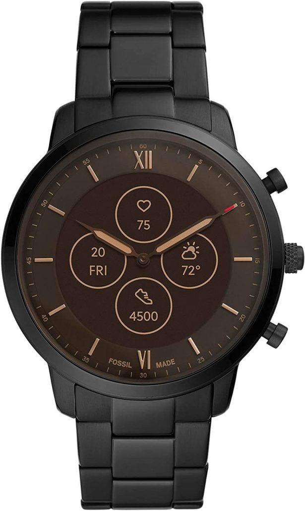 Fossil men's Neutra Hybrid Smartwatch.