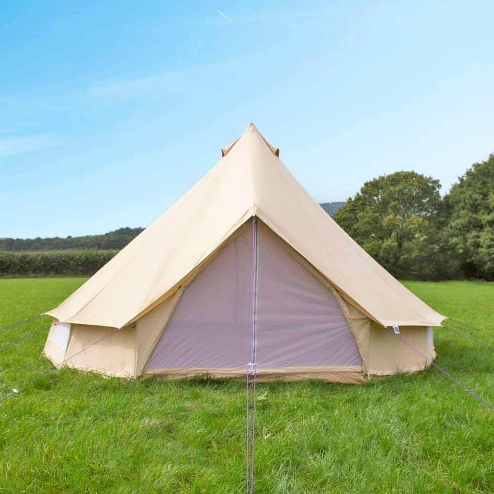 Luxury glamping waterproof tent by Free Space.