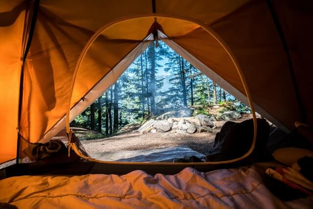 Should you put a tarp under a tent?