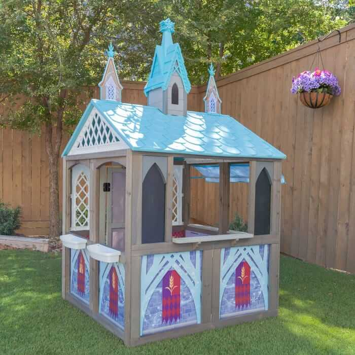 KidKraft Disney's Frozen 2 Arendelle playhouse.