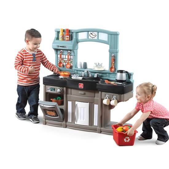 Step2 Chef's Kitchen playhouse set for kids.